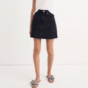 Madewell Skirts - Madewell denim skirt